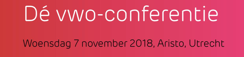 De VWO Conferentie 2018